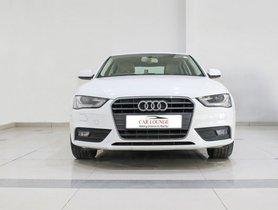 Used Audi A4 2.0 TDI Multitronic 2014 for sale