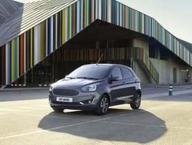 2019 Ford Figo Facelift Will Have Cosmetic Changes and New Petrol Engine Option