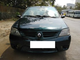 Used Mahindra Logan 2007 car at low price