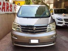 2007 Toyota Alphard for sale at low price
