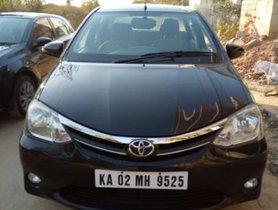 2013 Toyota Platinum Etios for sale at low price
