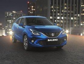 Maruti Suzuki Recalls 3,571 Units Of Baleno For ABS Software Inspection
