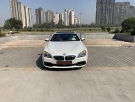 Good as new BMW 6 Series 2017 for sale