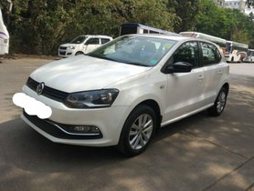 Used Volkswagen Polo 2015 car at low price