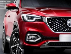 MG Hector To Be Powered By 143BHP 1.5-Litre Turbo Petrol Engine