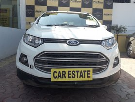 Used Ford EcoSport 1.5 DV5 MT Trend 2015 for sale