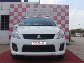 Used Maruti Suzuki Ertiga 2014 car at low price