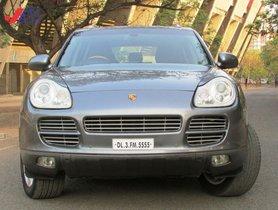 Porsche Cayenne Turbo S 2005 for sale