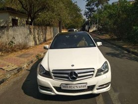 Used Mercedes Benz C-Class car at low price