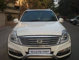 Mahindra Ssangyong Rexton RX7 2013 for sale