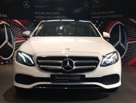 Used 2016 Mercedes Benz E Class for sale