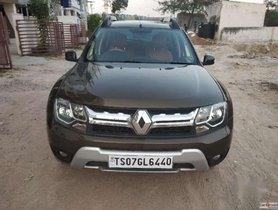 Used Renault Duster 2016 car at low price