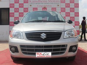 Maruti Suzuki Alto K10 2011 for sale