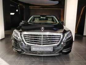 Used Mercedes Benz S Class S 350 CDI 2014 for sale