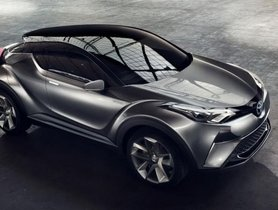 Toyota's all-new SUV to launch in 2020