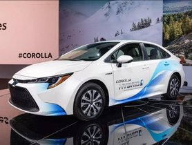 Toyota To Introduce Plug-In Hybrid Electric Vehicles In India