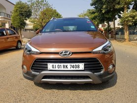 Used Hyundai i20 Active car 2015 for sale at low price