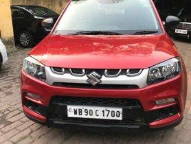 Used 2017 Maruti Suzuki Grand Vitara car at low price