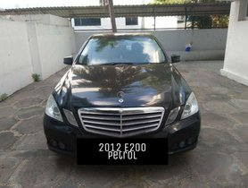 Mercedes Benz E Class 2013 for sale