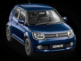 2019 Maruti Ignis Launched In India At Rs 4.79 Lakh