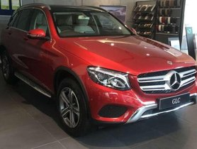 Used 2018 Mercedes Benz GLC for sale