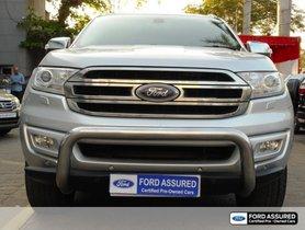 Ford Endeavour 2.2 Titanium AT 4X2 2016 for sale