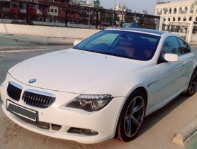 Used BMW 6 Series 2009 car at low price