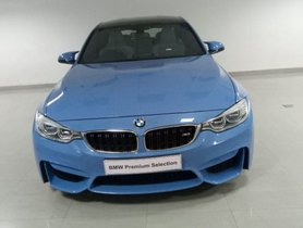 2015 BMW M3 for sale at low price
