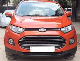 Used Ford EcoSport 1.5 Ti VCT MT Titanium 2015 for sale