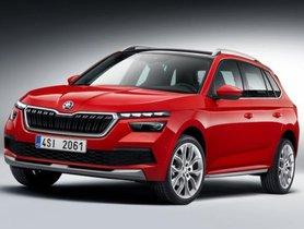MQB A0 Skoda Kamiq's Video Teaser Revealed Ahead of Geneva Motor Show Debut
