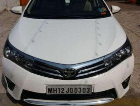 Used Toyota Corolla Altis car 2014 for sale at low price