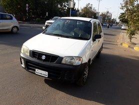 Used 2009 Maruti Suzuki Alto car at low price