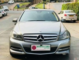 Used Mercedes Benz C-Class car 2012 for sale at low price