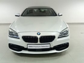 BMW 6 Series 2015 for sale