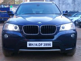 Used BMW X3 car 2012 for sale at low price