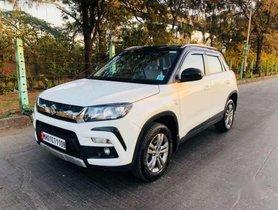 Used Maruti Suzuki Vitara Brezza ZDi 2017 for sale