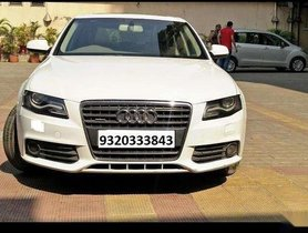 2010 Audi A4 for sale at low price