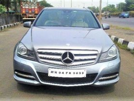Used Mercedes Benz C Class C 220 CDI Avantgarde 2012 for sale