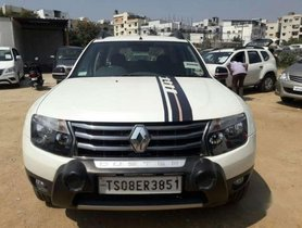 Used Renault Duster car 2015 for sale at low price