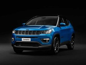 Jeep Compass Night Eagle Edition To Show Up At Geneva Motor Show