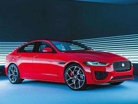 Facelifted Jaguar XE Unveiled