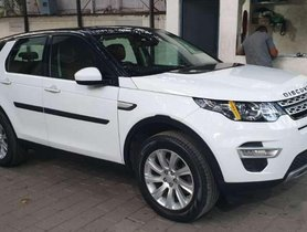 Used Land Rover Discovery car 2017 for sale at low price