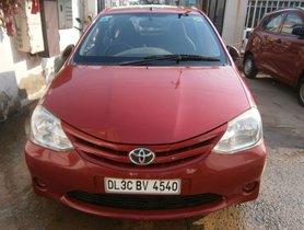 2011 Toyota Etios Liva for sale at low price