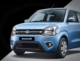 2019 Maruti WagonR CNG Will Be Priced At Rs 4.84 Lakh