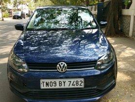 Volkswagen Polo 1.5 TDI Trendline by owner