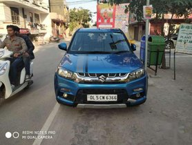 Used Maruti Suzuki Grand Vitara car 2017 for sale at low price