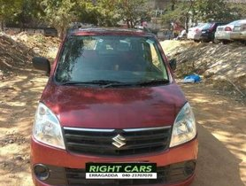 Used Maruti Suzuki Wagon R car 2011 for sale at low price