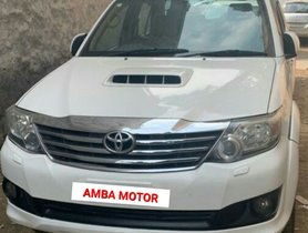 Used Toyota Fortuner 2.8 2WD AT 2012 for sale
