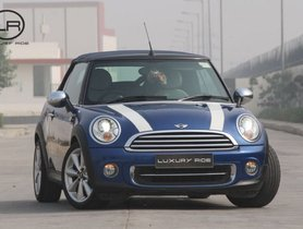 Used Mini Cooper Convertible S 2012 for sale
