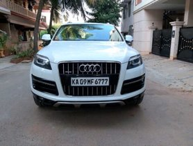 2014 Audi Q7 for sale at low price